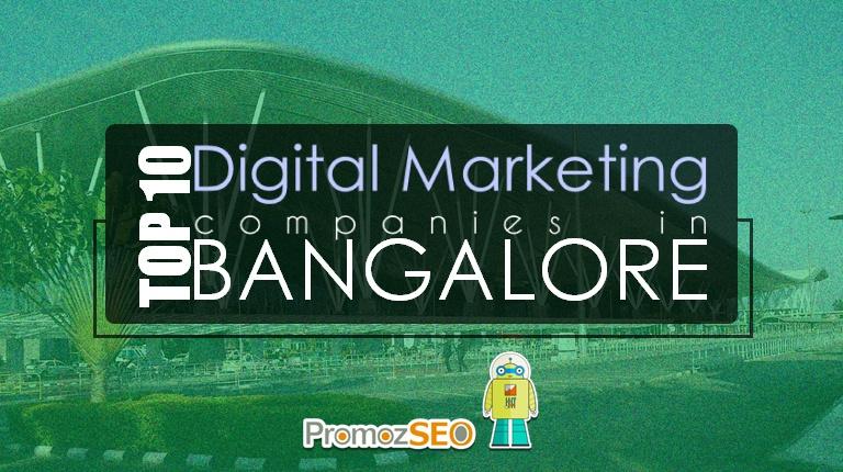 digital marketing companies bangalore