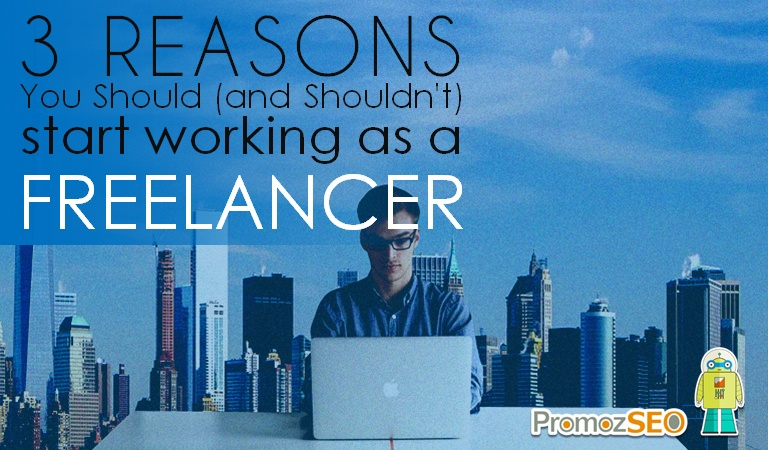 freelancing career