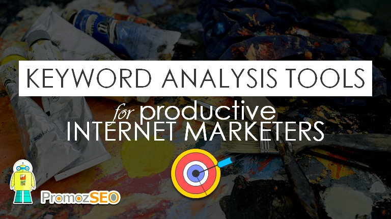keyword analysis tools