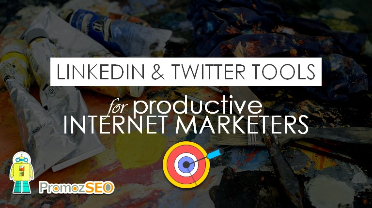 linkedin twitter tools
