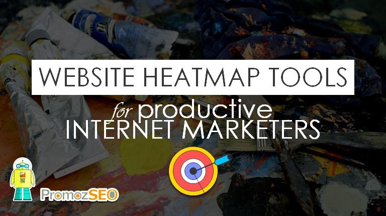 website heatmap tools