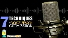 voice search optimization techniques