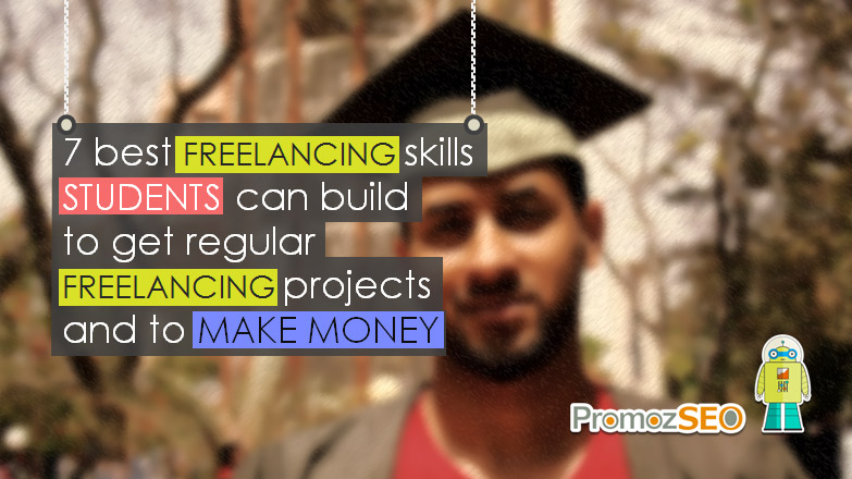 freelancing projects skills money students