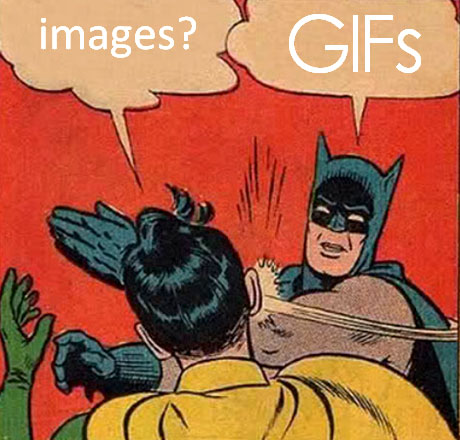 images or gifs