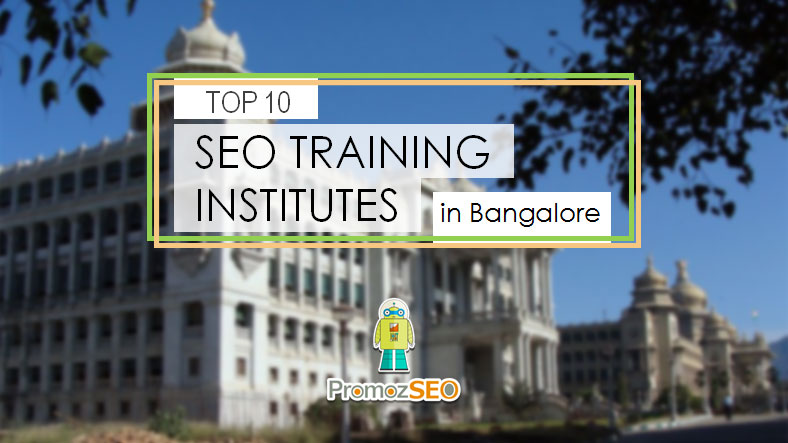 seo training institutes bangalore