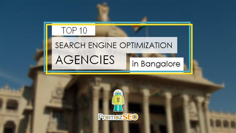 seo agencies bangalore