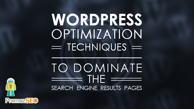 wordpress seo techniques