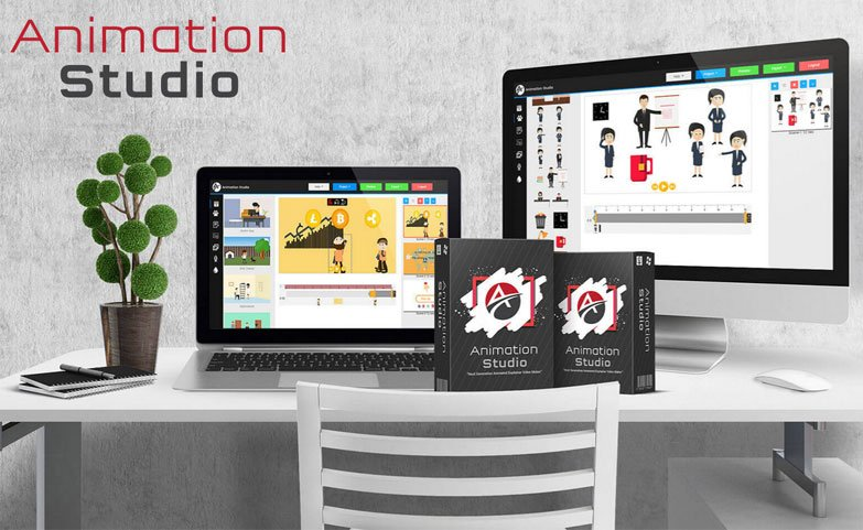 animation studio online video maker