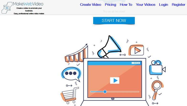make web video online video maker