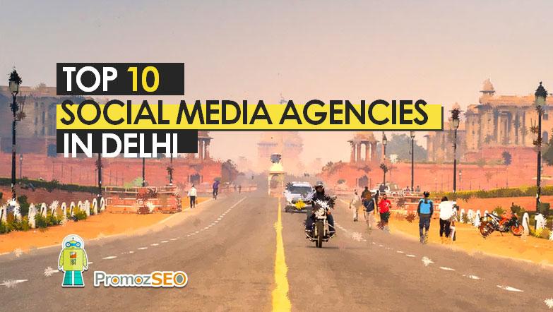 top social media agencies delhi
