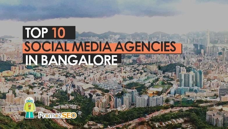 top social media agencies bangalore