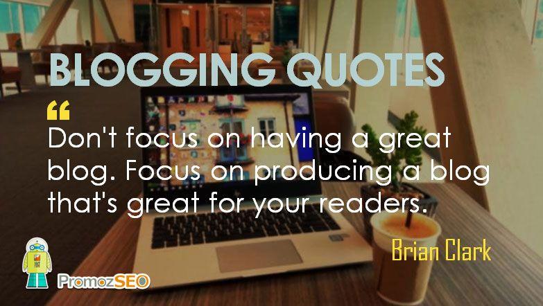 blogging quotes