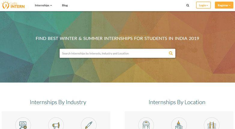 digital marketing jobs letsintern job portal